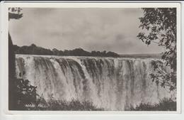 ZIMBABWE  MAIN FALL - Zimbabwe