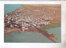 CPM DJIBOUTI , VUE AERIENNE - Djibouti