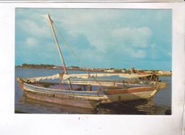 CPM DJIBOUTI ,BOUTRE A L ESCALE - Djibouti