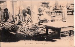 LE MAROC-MARCHAND DE LEGUMES - Maroc