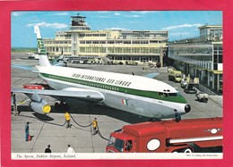 Modern Post Card Of The Apron,Dublin Airport,Dublin,Ireland,P44. - Dublin