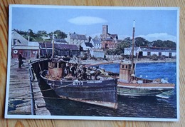 Killybeg's Fishing Harbour - Co. Donegal - September - Boats / Bateaux - Ireland / Eire - CPM - (n°17207) - Donegal