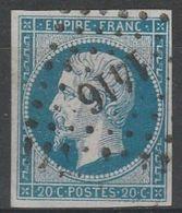 Petits Chiffres - MAYENNE - GORZE - PC 1416 - Storia Postale (Francobolli Sciolti)