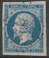 Petits Chiffres - HAUTE GARONNE - CIERP - PC 861 - 1849-1876: Période Classique