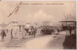CASABLANCA-AVENUE GENERAL D'AMADE - Casablanca