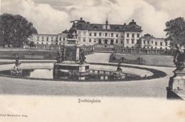 CPA - Drottningholm - Zweden