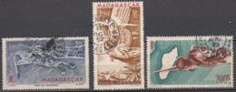PA N° 63 Au N° 64 A - O - ( C 1957 ) - Luchtpost