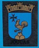AUTOCOLLANT JOUCAS - Stickers