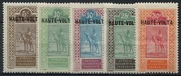 Haute Volta, N* 24 à N° 32** Y Et T - Unused Stamps