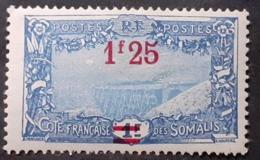 France (ex-colonies & Protectorats) > Côte Française Des Somalis (1894-1967) >  N°117* - Neufs