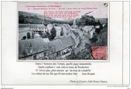 63 - ROCHEFORT- MONTAGNE - Vue Générale & Ruines Du Chateau - Autres Communes