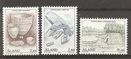 Aland 1994 Archeology MNH ** - Aland