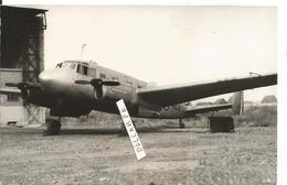 PHOTO AVION NC 702 DE LA 4S  N°12      12X18CM - Aviation