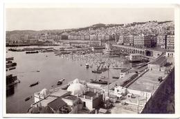 CP - Alger - Vue Générale Sur Le Port - Scènes & Types