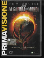 DVD - LA GUERRA DEI MONDI - TOM CRUISE - FANTASCIENZA - 2005 - LINGUA ITALIANA E INGLESE - DOLBY - Sci-Fi, Fantasy
