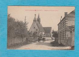 Vailly. - L'Église Et Le Centre Du Pays. - Autres Communes