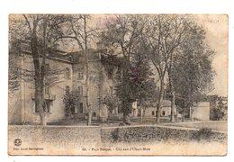 Uhart-Mixe. Chateau. - France