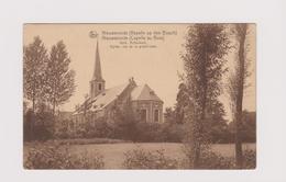 Nieuwenrode Kapelle Op Den Bosch,kerk Achterkant - Kapelle-op-den-Bos