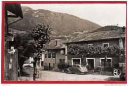 CPSM 01 LANCRANS Hotel De La SORGIA  MARION  Dans Canton De COLLONGES Voiture ** Format CPA - Ohne Zuordnung