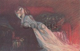 Italy - Illustrateur - Kiss - Kusse - 1900-1949