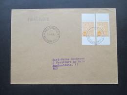 Finnland 1980 Painotuote Freimarken Staatswappen 2x Nr. 746 Marken Aus H-Blatt 9 MeF - Cartas