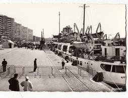62- Boulogne Sur Mer Quai Gambetta Debarquement Des Touristes Anglais  Cpsm - Boulogne Sur Mer