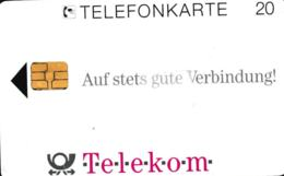 Telekom Telefonkarte From 1991: Oberpostdirektion Koblenz ODS A 28 08.91 2. Aufl. 40.000 (G96-40) - Germany