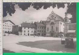 BRUNICO.  Monte Pasubio.Tofane. Cervignano Del Friuli. Brunico. Suedtirol. Sudtirolo. Chiesa. Albergo. Hotel. - Lieux
