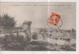 CPA-02-Aisne- SOISSONS- La Tour Lardié- Reste De L'ancienne Enceinte Du Moyen Age Démolie Vers 1886- - Soissons