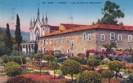Nice Cimiez Les Jardins Du Monastere - Autres