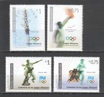 E815  ONLY ONE IN STOCK ARGENTINA OLYMPIC GAMES ATLANTA 1996 1SET MNH - Ete 1996: Atlanta