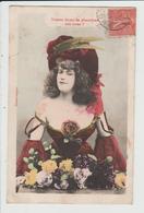 THEME FANTAISIES - FEMME - VENEZ DONC LA CHERCHER MA ROSE - Femmes