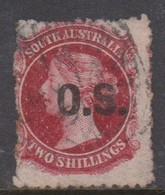 Australia South Australia SG O13 1875 Two Shillings O.S., Used - Gebraucht