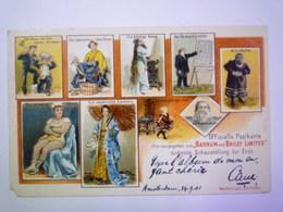 2020 - 3992  CIRQUE  :  Le CIRQUE BARNUM & BAILEY  1901   XXX - Other Collections