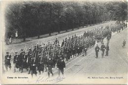 Camp De Beverloo  *   Soldatenparade - Leopoldsburg (Camp De Beverloo)