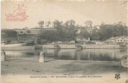 BAYONNE , COUPE DE PYRENEES 20 27 AOUT 1905 - Bayonne