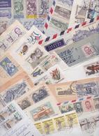 TCHECOSLOVAQUIE CZECHOSLOVAKIA CESKOSLOVENSKO CESKA REPUBLIKA - Lot Varié De 330 Enveloppes Timbrées Timbre Stamps Cover - Checoslovaquia