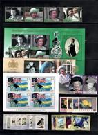 BAHAMAS-2002 Year Set .8 Issues(20st.+3 M/s.)MNH - Bahamas (1973-...)