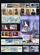 BAHAMAS-2003 Year Set .8 Issues(32st.+1 Bl.)MNH - Bahamas (1973-...)