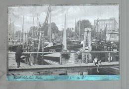 Neg3557/ Wedel - Schulau Hafen  Altes Negativ 40/50er Jahre - Germania