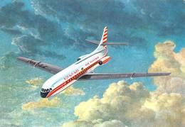 Caravelle Air Algérie - 1946-....: Ere Moderne