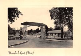 Mourmelon Le Grand (51) - Entrée Du C. I. S. S. - Mourmelon Le Grand