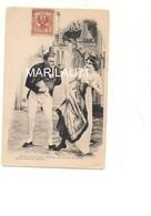 P608 NAPOLEONE FRANCE GALANTERIE 1900 VIAGGIATA - Personaggi Storici