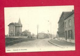 C.P. Jumet = Chaussée  De BRUXELLES - Charleroi