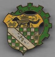 354e Groupe De Transport - Insigne En Laiton Peint , Fabrication Locale ( Allemagne ) - Esercito