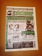 La Vie Du Collectionneur N°267 Avril 1999 Chanteurs Et Idoles, Claude Francois, Sheila, Les Beatles, Johnny Hallyday... - Brocantes & Collections