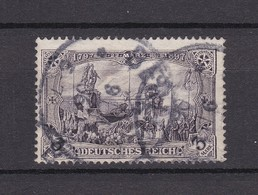 Deutsches Reich - 1902 - Michel Nr. 80 A - Gest. - 25 Euro - Oblitérés