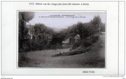 63 - ROCHEFORT- MONTAGNE - Virage De La Remise - Autres Communes