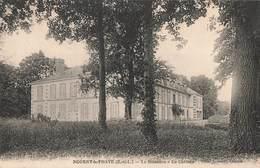 28 Nogent Le Phaye La Boissiere Le Chateau Cpa - Frankrijk
