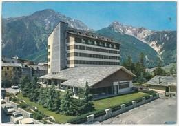 COURMAYEUR - AOSTA - GRAND HOTEL ROYAL - VIAGG. -45226- - Italia